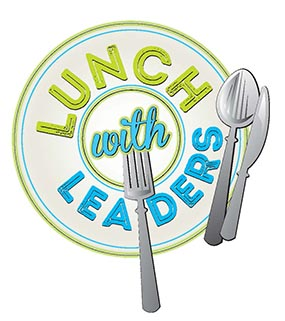 Lunch with leaders